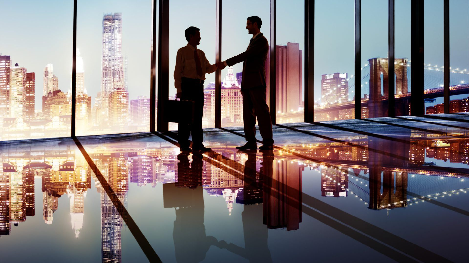 Business Synthesis Deal B2B