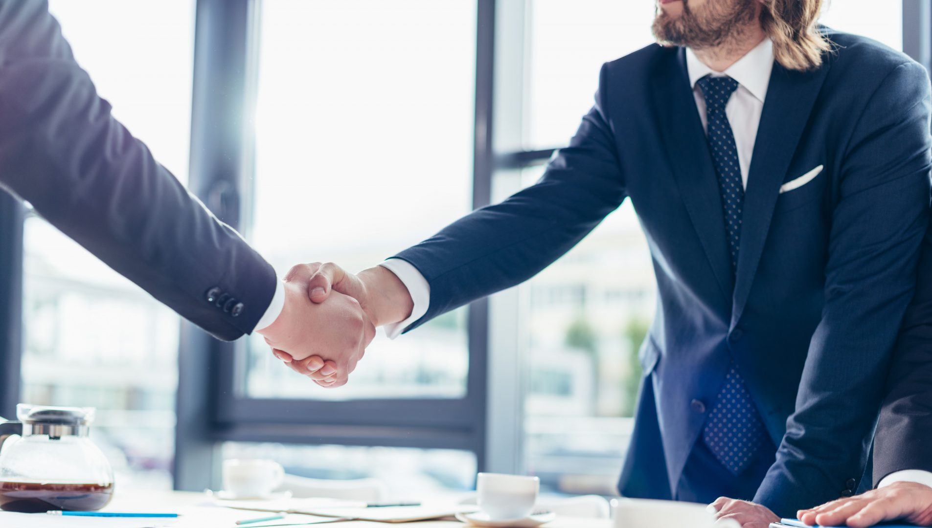 Sales Agency Business Synthesis